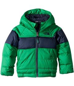 The North Face Primary Green