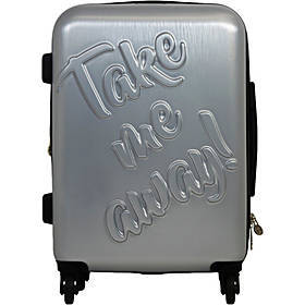 "MacBeth Take Me Away 21"" Hardside Spinner Carry-On"