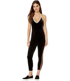 Juicy Couture Stretch Velour Jumpsuit