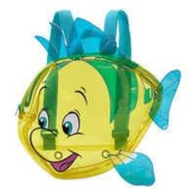 Disney Flounder Swim Bag for Kids - Little Mermaid