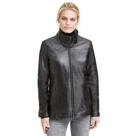 Wilsons Leather Thinsulate Front Zip Convertible C