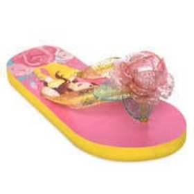 Disney Belle Flip Flops for Kids