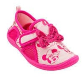 Disney Minnie Mouse Pink Swim Shoes for Kids