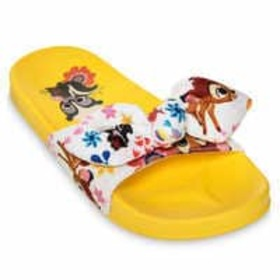 Disney Bambi and Friends Slides for Girls - Disney