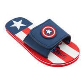 Disney Captain America Sandals for Kids