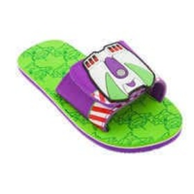 Disney Buzz Lightyear and Toy Story Alien Sandals