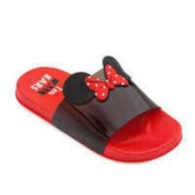 Disney Minnie Mouse Slides for Kids - Red