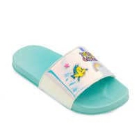 Disney Ariel and Flounder Slides for Kids