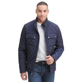 Kenneth Cole Reaction Quilted Cycle Jacket