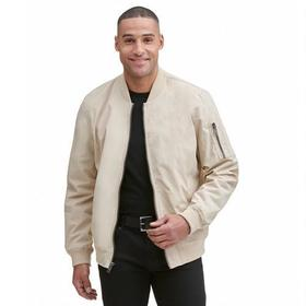 Kenneth Cole Reaction Cotton Bomber Jacket
