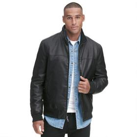 Web Buster Designer Brand Signature Faux-Leather B