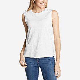 Women's Legend Wash Slub Tank Top