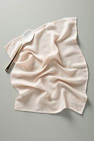 Anthropologie Herringbone Dish Towel