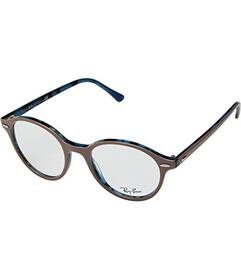 Ray-Ban Top Light Brown/Havana Blue 1