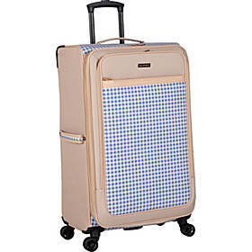 """Isaac Mizrahi Greenwich 28"""" Expandable Checked Spi"""
