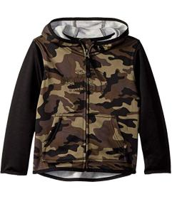 The North Face New Taupe Green Camouflage Print