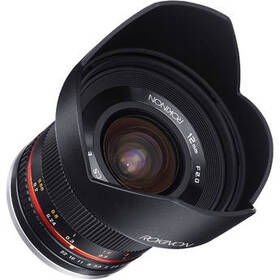 Rokinon 12mm f/2.0 NCS CS Lens for Fujifilm X Moun