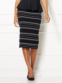 Jacqui Sweater Skirt - Eva Mendes Collection - New