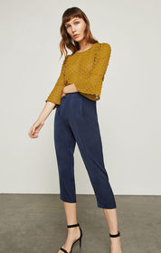BCBG Piper Cropped Pant