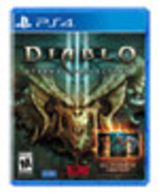 Diablo III Eternal Collection for PlayStation 4