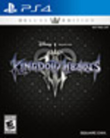 Kingdom Hearts III Deluxe Edition for PlayStation