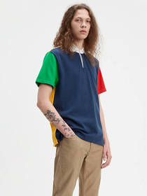 Levi's Mighty Made™ Rugby Polo Shirt