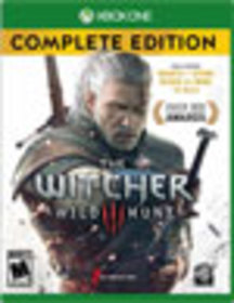 The Witcher III: Wild Hunt Complete Edition for Xb
