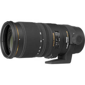 Sigma APO 70-200mm f/2.8 EX DG OS HSM Lens for Can