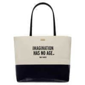 Disney ''Imagination Has No Age'' Canvas Tote by k