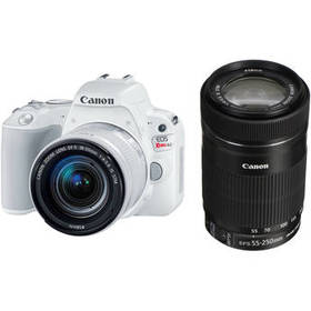 Canon EOS Rebel SL2 DSLR Camera with 18-55mm and 5