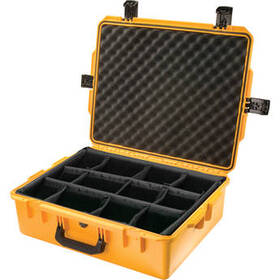 Pelican iM2700 Storm Case with Padded Dividers (Ye