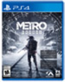 Metro Exodus for PlayStation 4