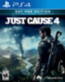 Just Cause 4 Day One Steelbook Edition - Only at G