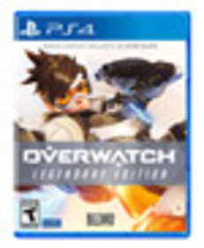Overwatch Legendary Edition for PlayStation 4