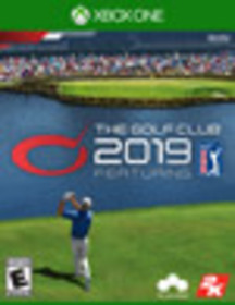 The Golf Club 2019 Featuring PGA Tour for Xbox One