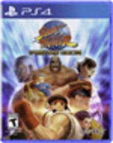 Street Fighter 30th Anniversary Collection for Pla