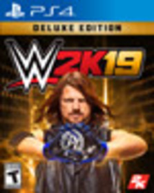WWE 2K19 Deluxe Edition for PlayStation 4
