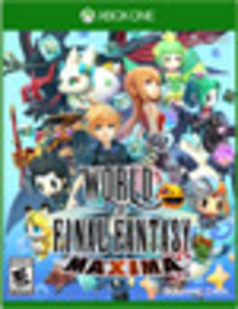 World of Final Fantasy Maxima for Xbox One
