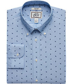 Jos Bank 1905 Collection Slim Fit Button Down Coll