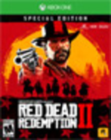 Red Dead Redemption 2 Special Edition for Xbox One