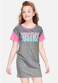 Justice Watermelon Logo Scented Nightgown