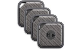 Tile Mate Sport Key and Phone Finder (4-Pack)