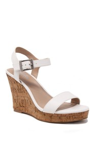 Charles By Charles David Lindy Faux Leather Wedge