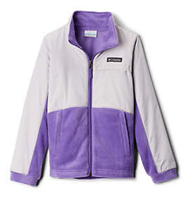 Columbia Girls' Benton Springs™ III Overlay Fleece