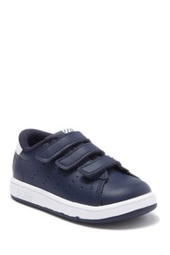 K-Swiss Clean Court Leather Sneaker (Toddler & Lit