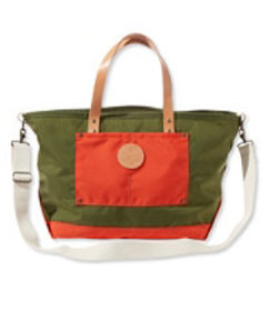 LL Bean Utility Boat and Tote