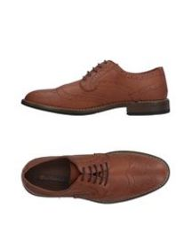 BEN SHERMAN - Laced shoes