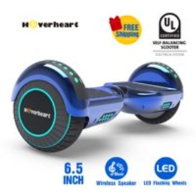 6.5 inch Self Balancing Scooter 2 Wheel Scooter Dr