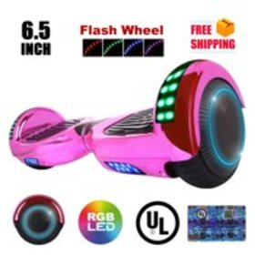 """UL2272 Certified TOP LED 6.5"""" Hoverboard Two Wheel"""