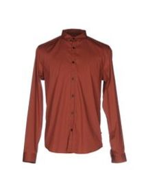 C'N'C' COSTUME NATIONAL - Solid color shirt